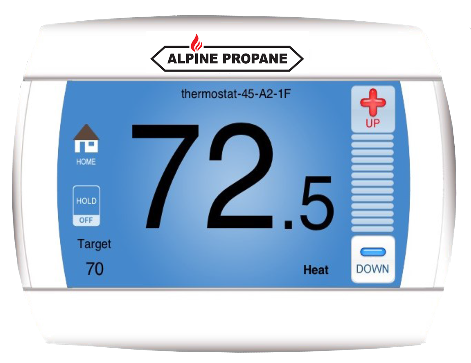 Gaylord MI Couple Signing Up for Alpine Propane